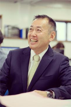 代表取締役 山田誠司